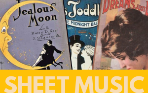 The Out-of-Copyright, Old-Time Ukulele Sheet Music Download of the Week