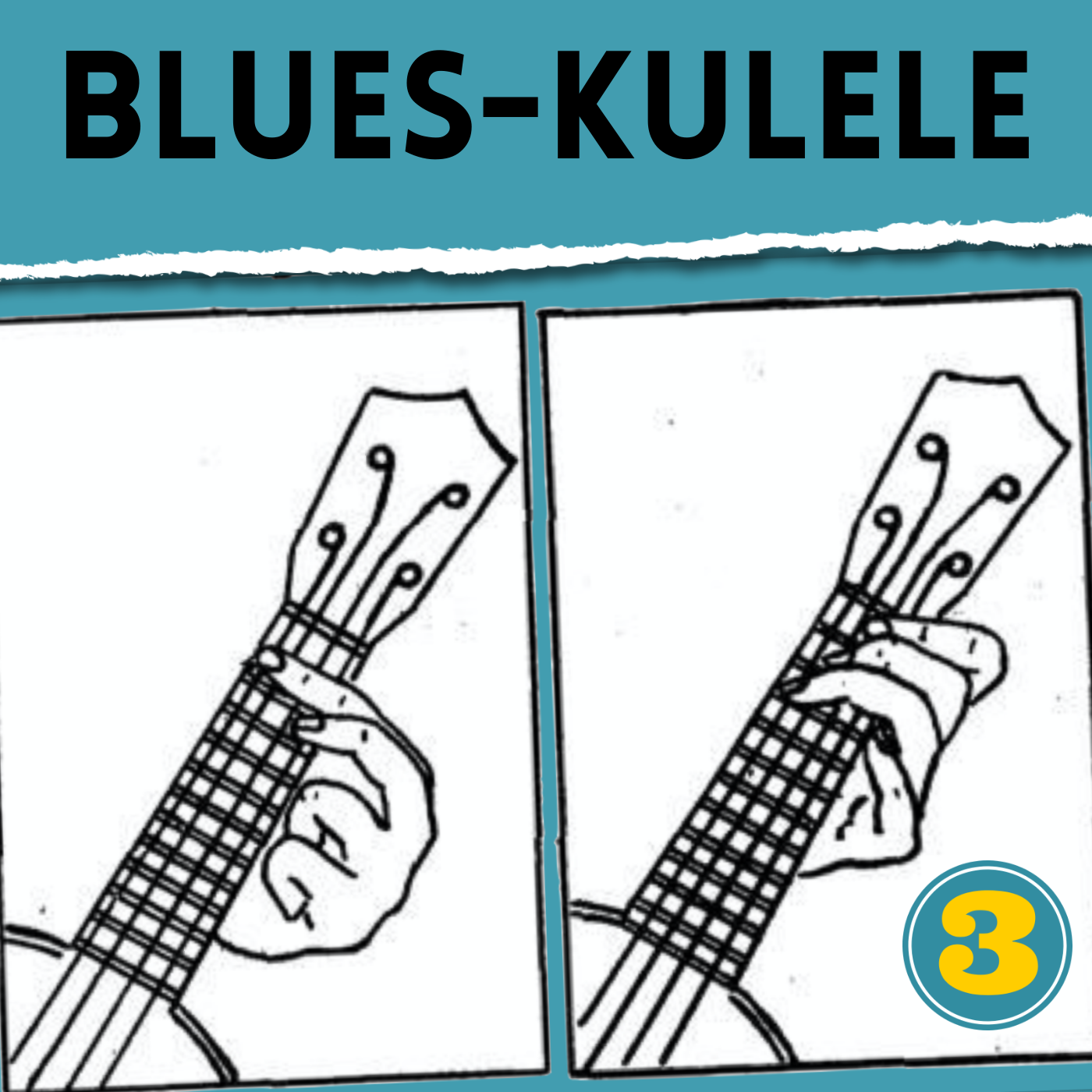 Blues-kulele III: BONUS SONGS