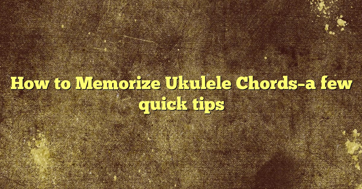 Play It Daily Ukulele Page 4 Of 16 Home Of Ukulele Cheatsheets