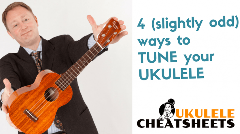 EZ Uke Tuning – How to tune a ukulele (4 ways!)